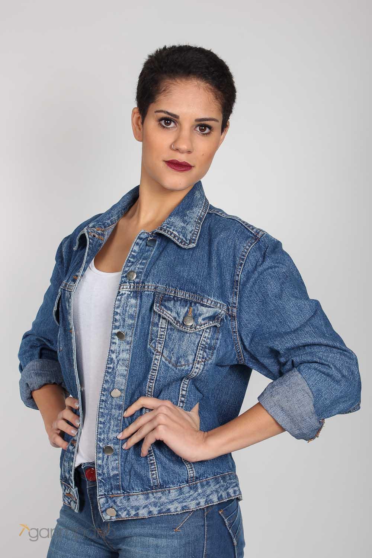 c9e8df931 Jaqueta Jeans Marisa